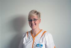 Franziska Heppe - Examinierte Gesundheits- und Krankenpflegerin